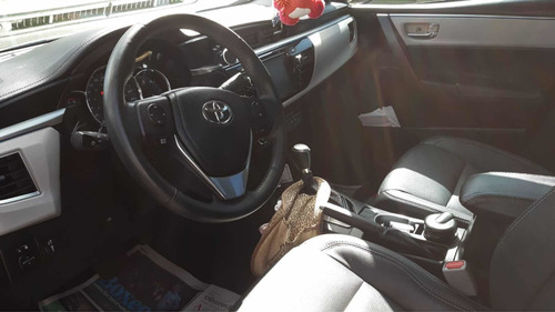 toyota corolla 1.8 le aut 140c automatico  impecable