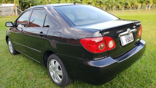 toyota corolla 1.8 se-g 16v gasolina 4p automatico 2005