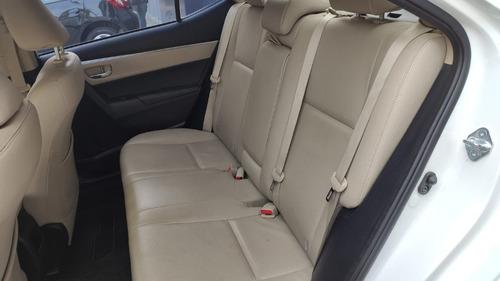 toyota corolla 1.8 se-g cvt 136cv 2016  excelente auto