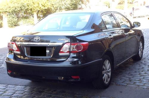 toyota corolla 1.8 seg aut service oficiales en 2014 y 2015