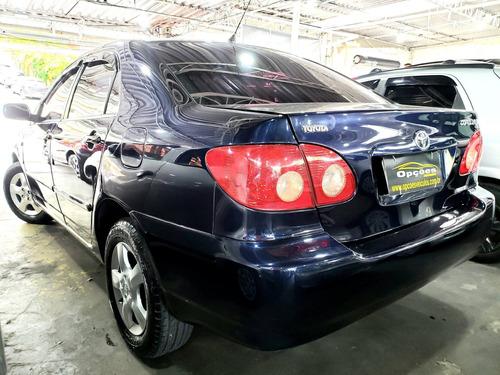 toyota corolla 1.8 xei 16v gasolina 4p automático