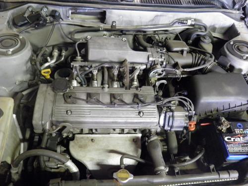 toyota corolla 1.8 xei 2001 sucata p peças motor cambio