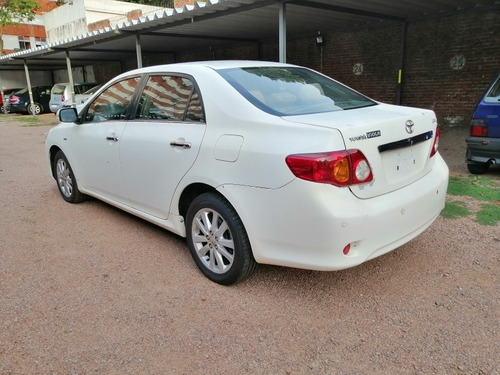 toyota corolla 1.8 xei at pack 2010