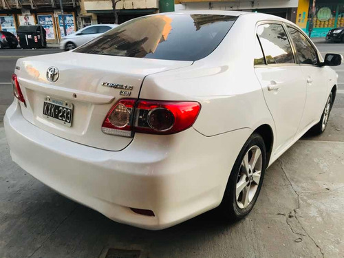 toyota corolla 1.8 xei at pack 2012 oportunidad!! argemotors
