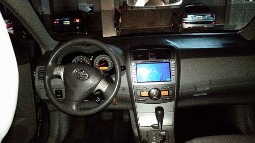toyota corolla 1.8 xei at pack -  cuero - multimedia wifi