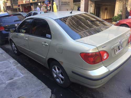 toyota corolla 1.8 xei autom  full  2003