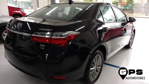 toyota corolla 1.8 xei cvt pack 140cv 2018 automotores gps