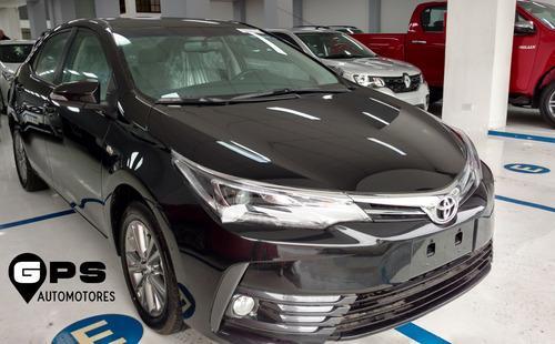 toyota corolla 1.8 xei cvt pack 140cv 2019 automotores gps