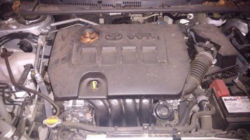 toyota corolla 1.8 xei dado de baja con alta de motor