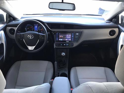 toyota corolla 1.8 xei mt 140cv 2019 g pfaffen autos