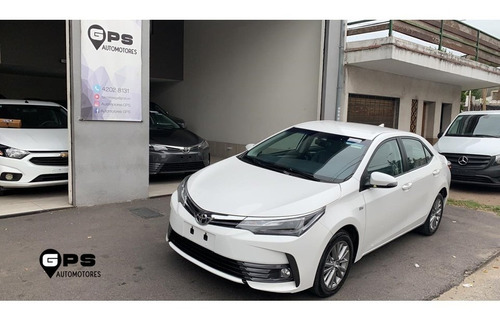 toyota corolla 1.8 xei m/t 2019 automotores gps