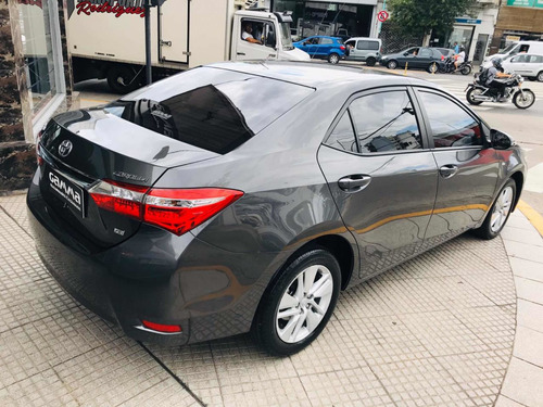 toyota corolla 1.8 xei mt pack 140cv 2015 impecable !!!