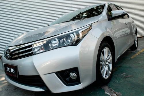 toyota corolla 1.8 xei mt pack 140cv griff cars
