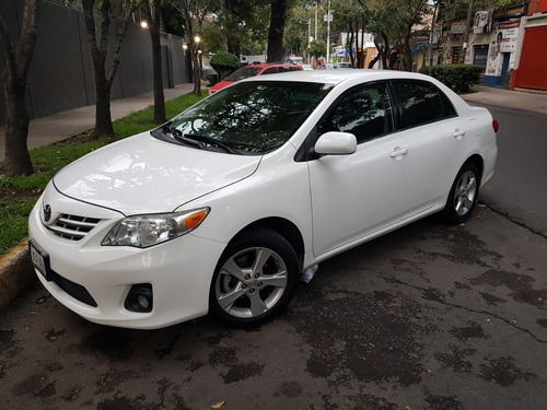 toyota corolla 1.8 xle at 2013