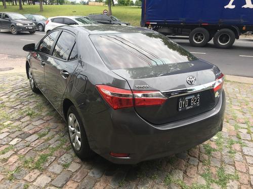 toyota corolla 1.8 xli cvt 140cv 2015 guimarey autos