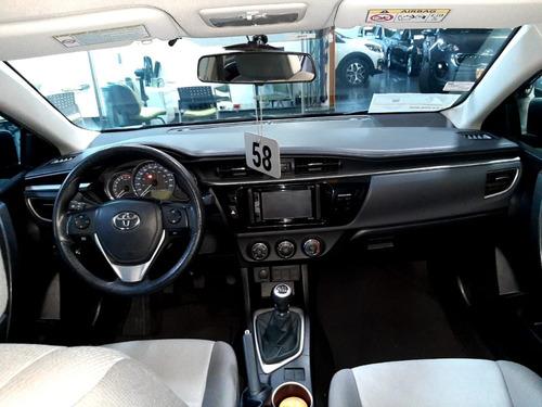 toyota corolla 1800cc automatico 4x2 gas gasolina