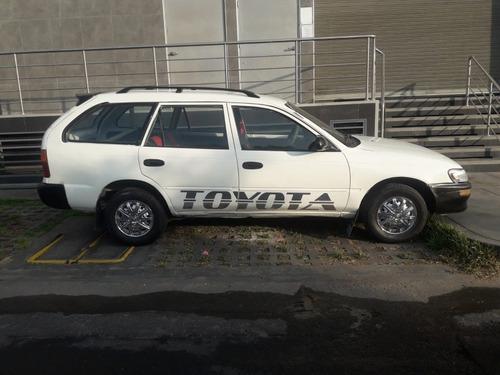 toyota corolla 1998 dual s/13,500 soles.