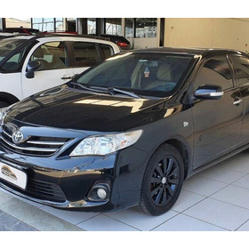Toyota Corolla 2.0 Altis  Flex 4p Automático 2012 Blindado