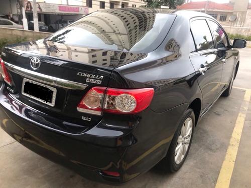 toyota corolla 2.0 altis 16v flex 4p automático 2012