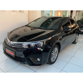 Toyota Corolla 2.0 Altis Automático 2015 Preta