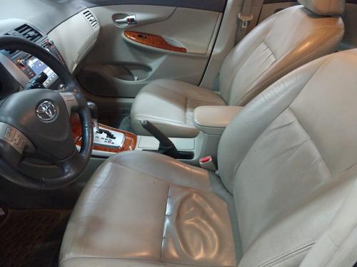 toyota corolla 2.0  altis flex aut. 4p 10 11 zm automóveis