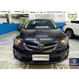 Toyota Corolla 2.0 Xrs 16v Flex 4p Automático