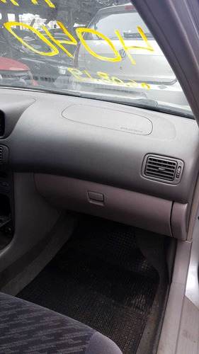 toyota corolla 2002 airbag motor câmbio diferencial sucata