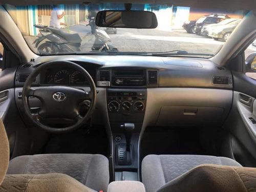 toyota corolla 2004 1.8 16v xei aut. 4p