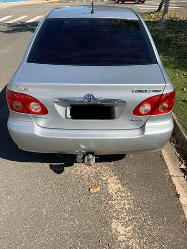 toyota corolla 2008 1.8 16v xei flex aut. 4p