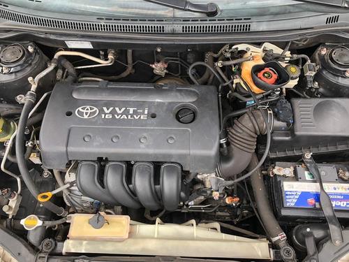 toyota corolla 2008 xli completo automático novo flex