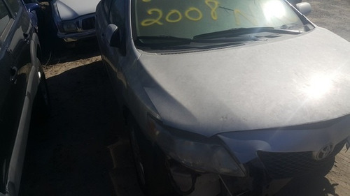 toyota corolla 2009-10 1.8 yonkeado autopartes refacciones