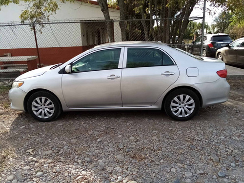 toyota corolla 2010, cambio por pick up o jeep