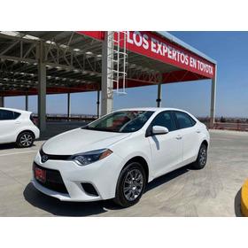 Toyota Corolla 2015 Base L4/1.8 Aut Comonuevo Certificado