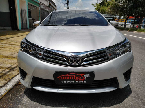 toyota corolla - 2015/2015 1.8 gli 16v flex 4p manual
