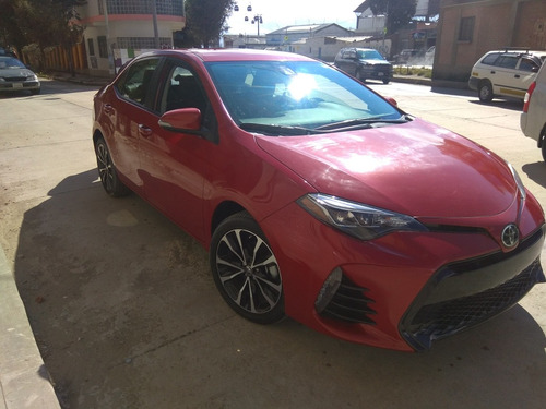 toyota corolla 2017 version se