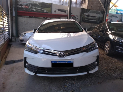 toyota corolla 2018 1.8 se-g cvt - juan manuel autos
