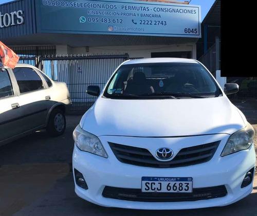 toyota corolla 2.0cc full diesel permutas / financiación