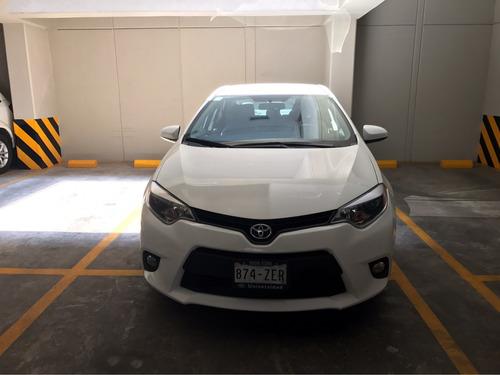 toyota corolla 4p le 1.8 aut 2014