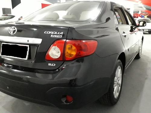 toyota corolla altis 2.0 16v  flex aut. impecável revisado!!