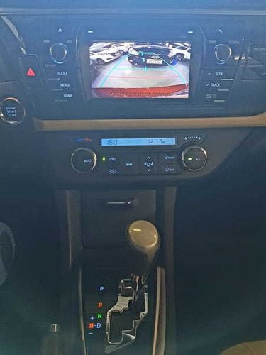 toyota corolla altis automático flex 2015