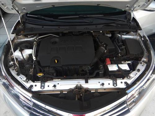 toyota corolla gli 1.8 16v automático (flex) 2017
