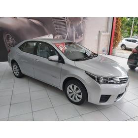 Toyota Corolla Gli 1.8 Automatico 2017
