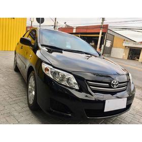 Toyota Corolla Gli 1.8 Flex Blindado