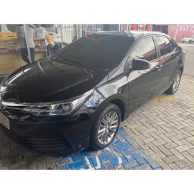 Toyota Corolla Gli 1.8 Upper  2018