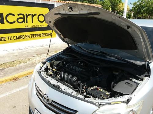 toyota corolla gli automático 2010