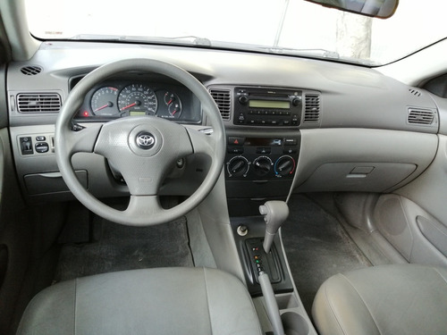 toyota corolla le aa abs piel at 2007