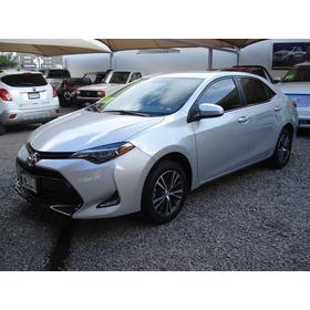 Toyota Corolla Le Automatico 2017