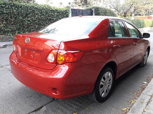 toyota corolla le br aa ee cd r-15 at 2010