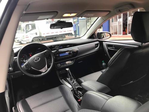 toyota corolla s 2016 aut