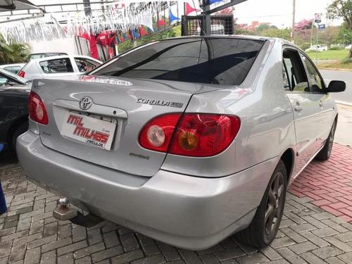 toyota corolla sedan xei 1.8 16v (aut) 2003
